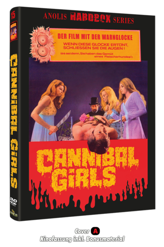 Cannibal Girls Coverr A  -Kinofassung-