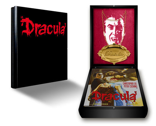 Dracula (1958) HOLZBOX
