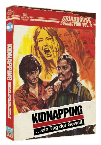 Grindhouse Collection Nr.8: Kidnapping  Cover A