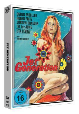 Jet Generation DVD/BLU RAY Set Cover A