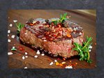 Zebra Striploin Steak (250g)