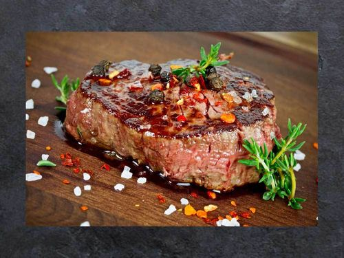 Zebra Steak (2x200g)