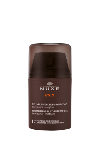 NUXE Paris Men Gel Multi-Fonctions Hydratant 50 ml Multifunktions-Feuchtigkeitsgel