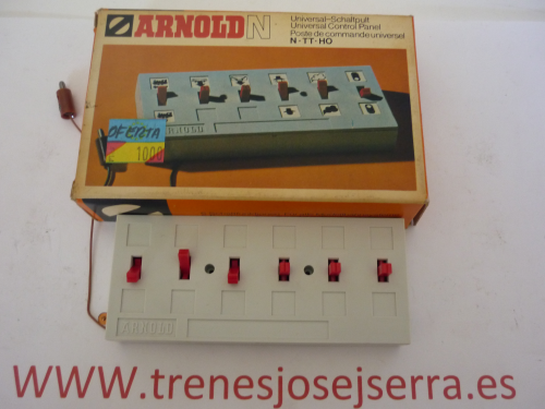 ARNOLD 7260 UNIVERSAL CONTROL PANEL