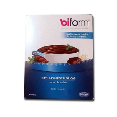 NATILLAS DE CHOCOLATE BIFORM