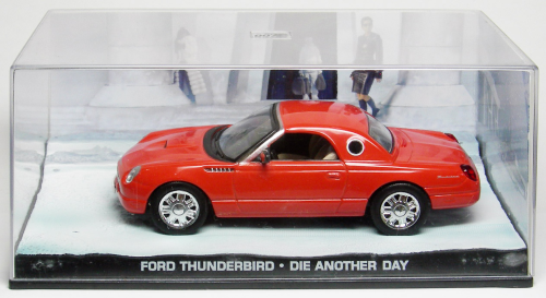 James Bond Collection Nº 27 Ford Thunderbird