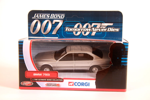 Corgi BMW 750i James Bond