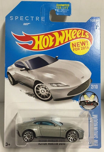 Aston Martin DB10 Hot Wheels