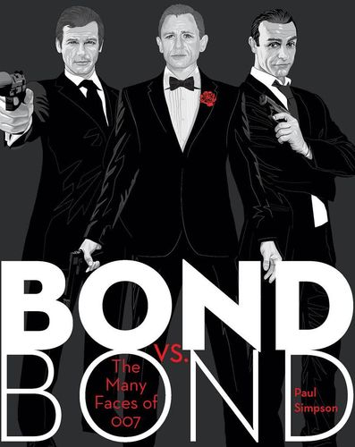 Libro Bond vs Bond  The many faces 007