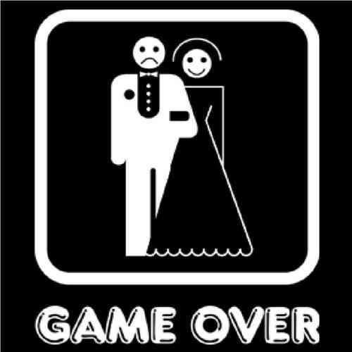 "Camiseta ""GAME OVER"""