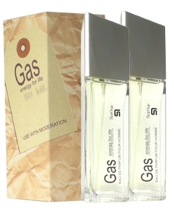 REF. 100/72 - Gas Men 100 ml (EDP)