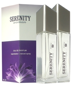 REF. 100/107 - Serenity Woman 100 ml (EDP)