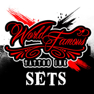 World Famous Tattoo Ink Sets