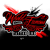 World Famous Tattoo Ink 15 ml
