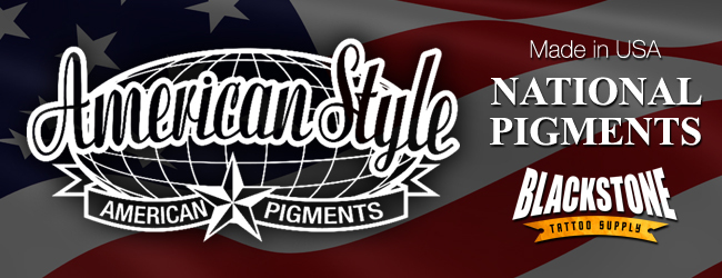 american style nationale pigments