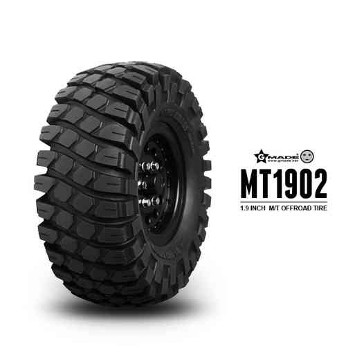 G-made MT1902 Super Soft Offroad 1.9 (x2) GM70244 Diametro 109mm