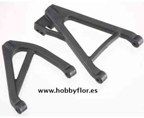 TRA5933 Re Rt Upper & Lower Suspension Arms Slayer