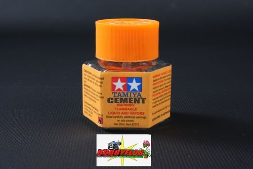 Tamiya Plastic Cement 20ml - 87012