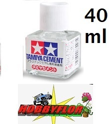 Tamiya Cement plastic 40ml