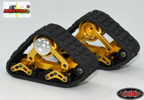 RC4WD PREDATOR TRACKS hex 12mm (PAIR-2 pc 1 izq + 1 der) Z-W0057