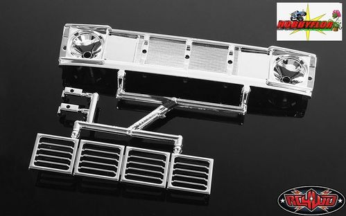 RC4WD MOJAVE II TOYOTA HILUX Caladra de la hilux Marlin FRONT GRILLE Z-B0198