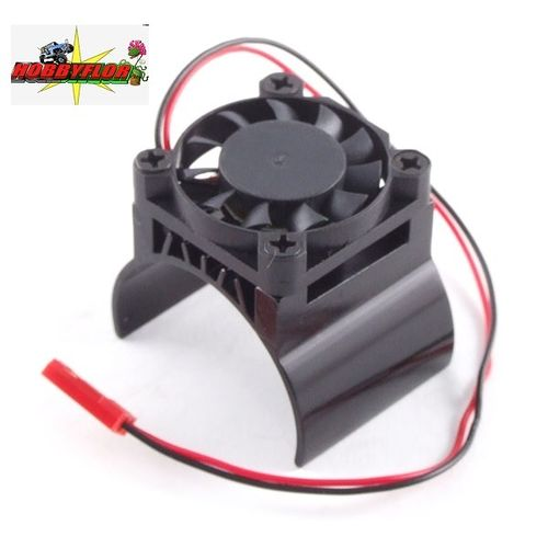 FASTRAX ALUMINIUM MOTOR HEATSINK FAN UNIT (FAN ON TOP) FAST36-3