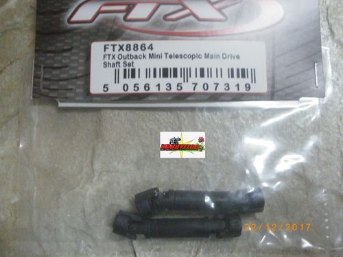 FTX OUTBACK MINI TELESCOPIC MAIN DRIVE SHAFT SET 1/24 FTX8864