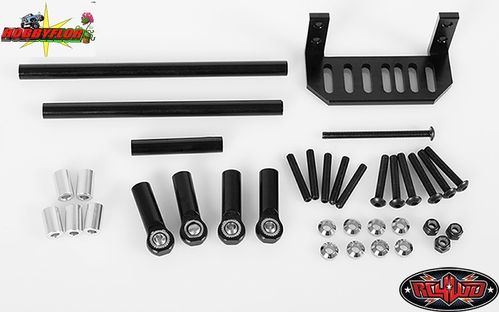 RC4WD SUPER BULLY STEERING KIT (BLACK) Z-S0333