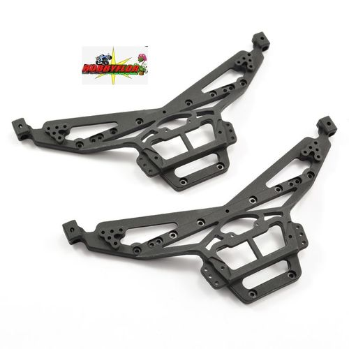 FTX MIGHTY THUNDER/KANYON MAIN FRAME SIDE PLATES (2PC) FTX8414
