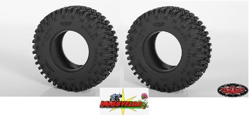 "RC4WD MICKEY THOMPSON NARROW 2.2"" BAJA MTZ SCALE TIRES (2pc) Diametro 118.60mm x 40.57mm Z-T0085"