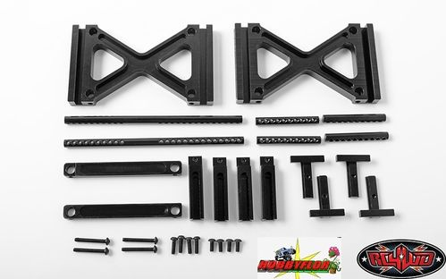 RC4WD UNIVERSAL BODY MOUNTING KIT FOR TF2 SWB Z-S1753