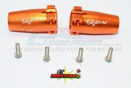 AXIAL Racing SCX10 II Aluminium Rear Knuckle Arm - 1pr set (AX31383) - GPM SCX2022 Naranja