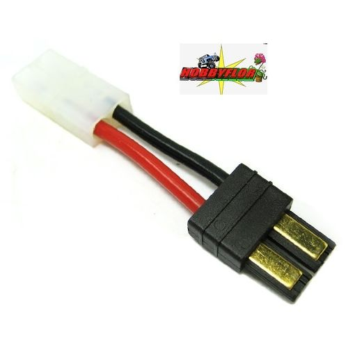 ETRONIX MALE TRAXXAS PLUG TO FEMALE TAMIYA ADAPTOR ET0831