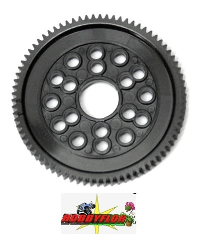 KIMBROUGH 48DP 72T SPUR GEAR for axial scx10 KP143