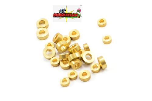 FTX IBEX BRASS BUSHES FTX7423
