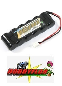 VOLTZ STRAIGHT PACK(18T) 6 CELL 7.2V 1600MAH NIMH W/MICRO CONNECTOR VZ0051