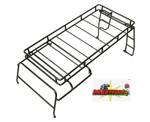 Baca Original RC4WD 1/10 ADVENTURE LAND ROVER DEFENDER D110 ROOF RACK Z-C0032