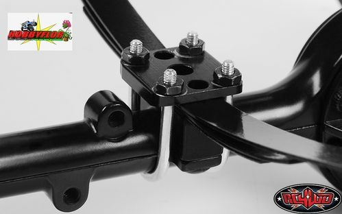 RC4WD AXLE U BOLT KIT for ballestas tamiya Z-S0304