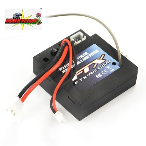 FTX OUTBACK MINI ESC WITH RX UNIT FTX8870