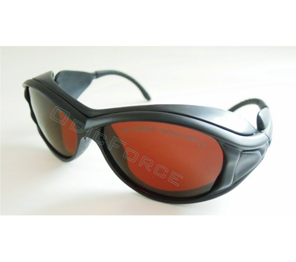 Laser Safety Goggles EP1 190-540nm and 800-2000nm (Blue, Green, Infrared (IR) and Blu-ray Lasers)