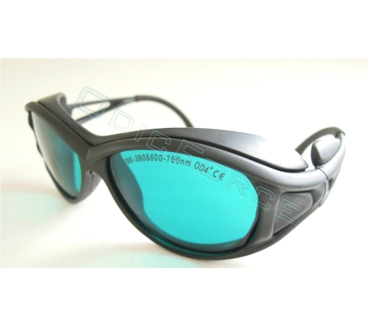 Laser Safety Goggles EP2 200-380nm and 600-760nm (Red lasers)