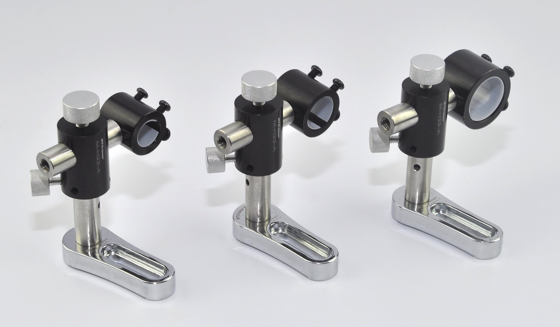 Adjustable Mounts for 12mm, 16mm, 18mm and 22mm Laser Modules