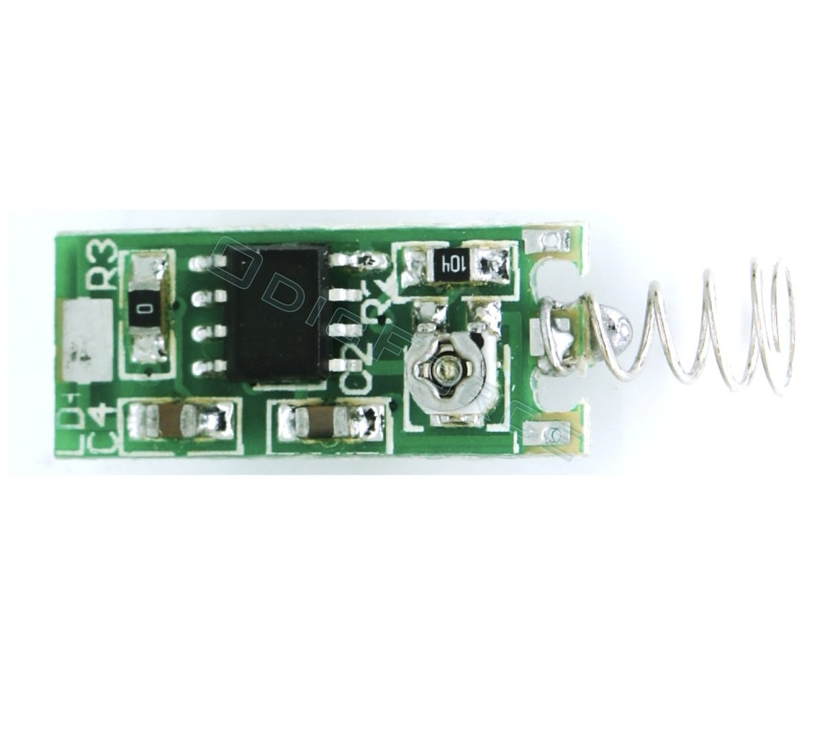 50 - 300mA LM358 Constant Current Driver, 3.5 -5.0V - Hand-held lasers and Modules