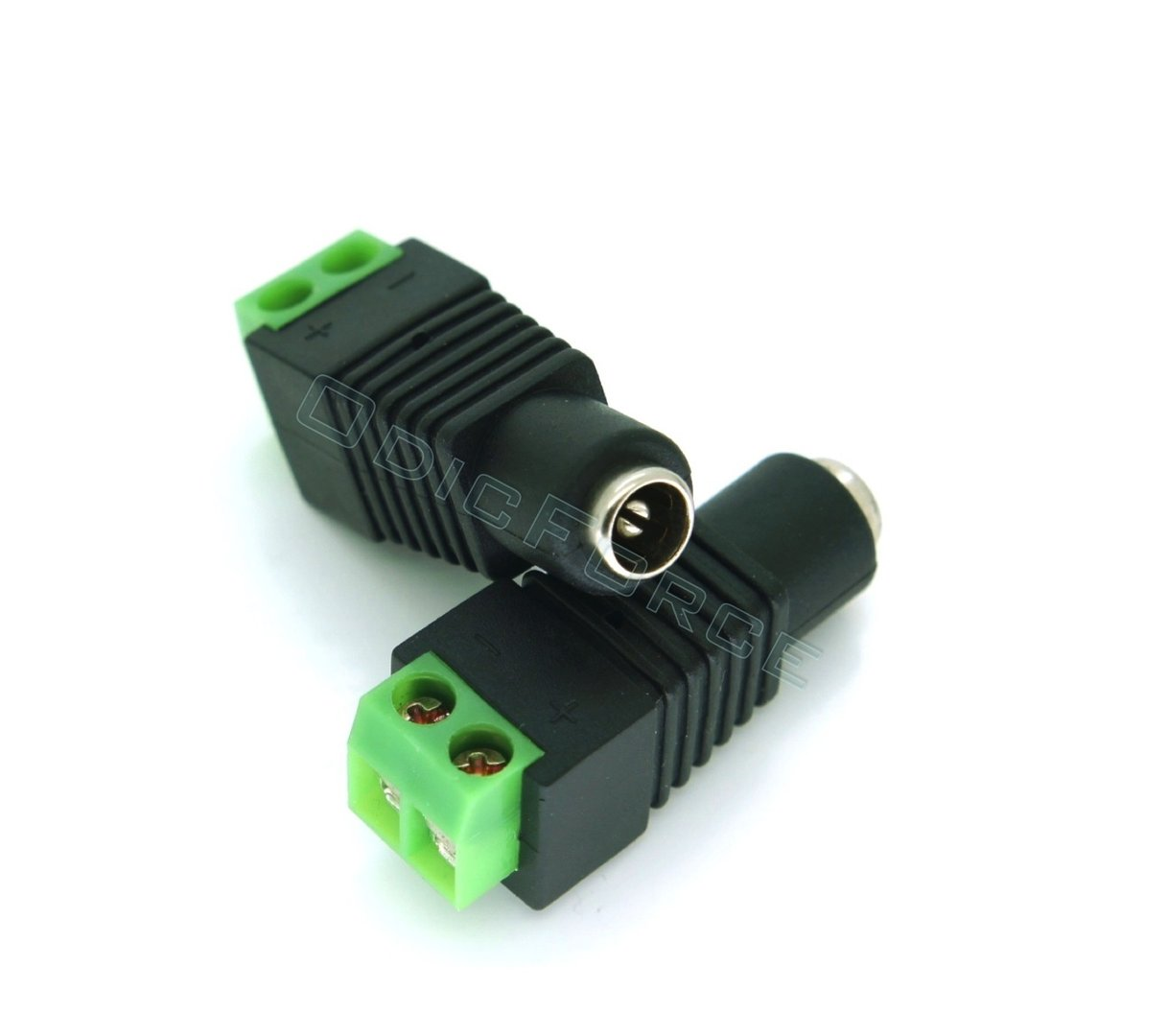 DC Adaptor (Socket) 2.1mm Pin 5.5mm Diameter