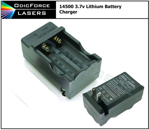14500 3.7V Lithium Battery Charger