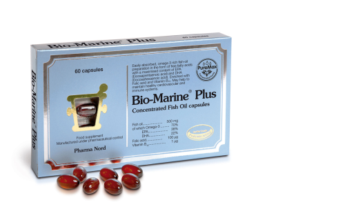 Bio-Marine Plus (Omega 3 Fish Oil) - 60caps