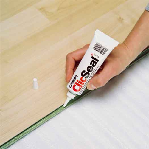 CLICSEAL Waterproofing sealant for real wood & laminate flooring