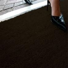 BLACK COIR(coconut) ENTRANCE MATTING - 1mx1m