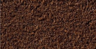 BROWN COIR(coconut) ENTRANCE MATTING - 1mx1m