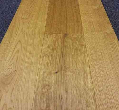 Engineered Oak 180mm wide Brushed & Oiled Only £33.33/m2